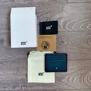 MontBlanc Meisterstück Sfumato Card Holder